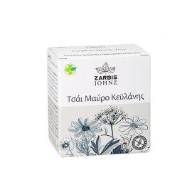 Μαύρο τσάι Κεϋλάνης σε εμβαπτιζόμενα φακελάκια