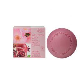 Σαπούνι Wellness Άγριο Τριαντάφυλλο & Ρόδι