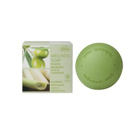 Σαπούνι Wellness Lemongrass & Eλιά